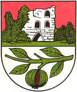 Tharandt - Image: Wappen tharandt