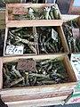 Wasabi by No Grand Design in Tsukiji fish market, Tokyo.jpg