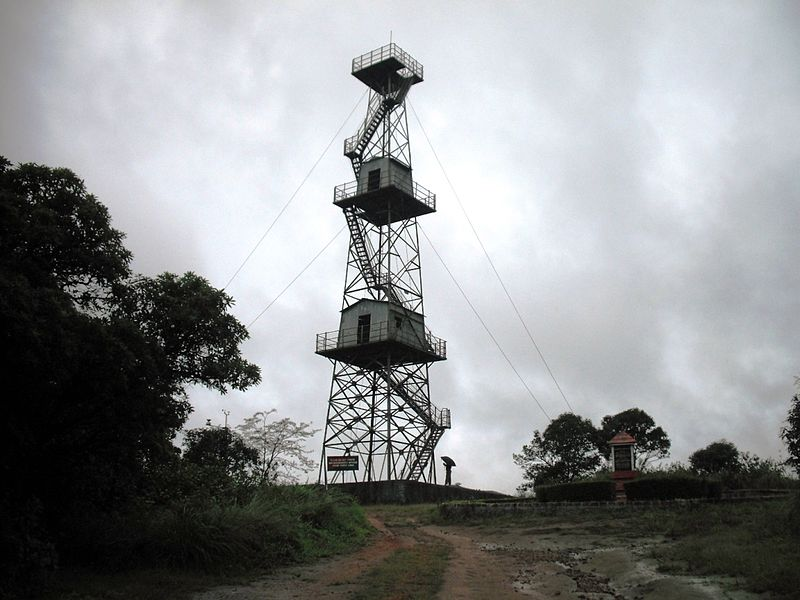 File:Watch Tower @ Silent Valley National Park - panoramio.jpg