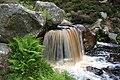 Waterfall, Harehope Burn - geograph.org.uk - 477156.jpg