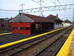 Wayne Junction station - Wayne Junction before renovation from 2011-2015