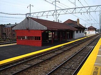 Wayne Junction station - Wayne Junction before renovation from 2011-2015