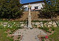 Wayside cross, Horní Lideč, Czech Republic 01.jpg