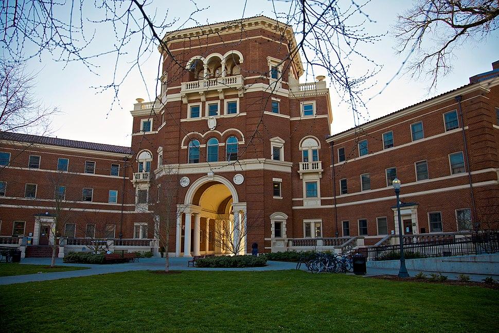 Weatherford Hall Oregon State University Greg Keene