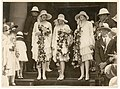 Wedding, St James' Church, Sydney, in the 1920s - Sam Hood (3558678898).jpg