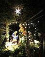 Weihnachtsinstalation.Lichterhaus in Niederwürschnitz 2H1A2247WI.jpg