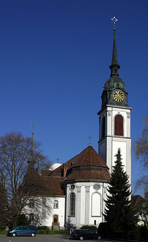Weinfelden - Catholic Church in Weinfelden
