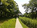 Weir Farm National Historic Site - path to Visitors' Center.jpg