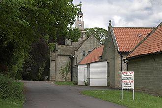 Welburn, Kirkbymoorside - Welburn Hall School