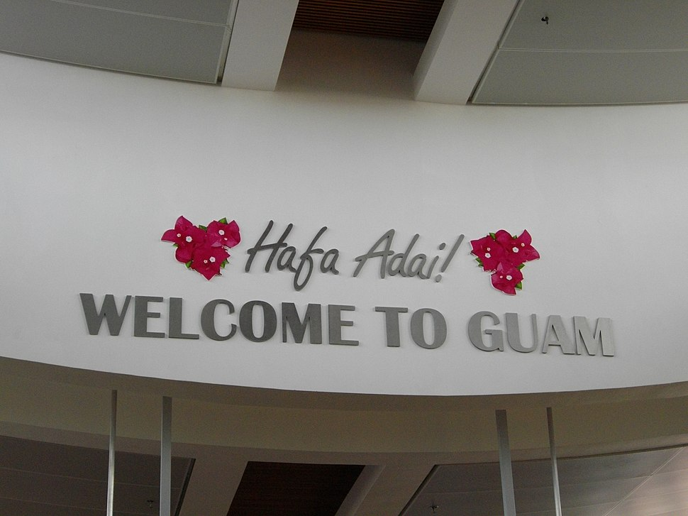 Welcome to Guam2