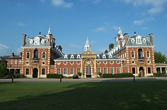 Grade II* listed buildings in Berkshire - Image: Wellington College front 01