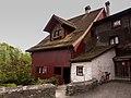 Werdenberg. Schlangehaus. Garden facade - 004.jpg