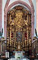 Wertheim - Kloster Bronnbach - Klosterkirche - Hochaltar.jpg