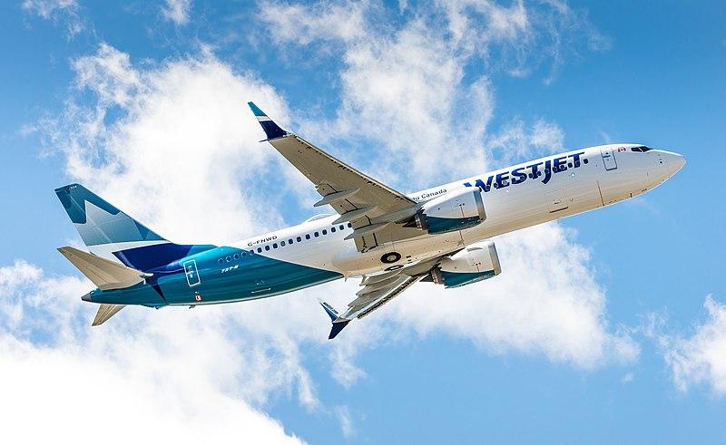 파일:WestJet 737 MAX 8 2.jpg