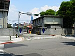 West Gate of ROCAF Headquarters 20110807.jpg