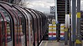 West Ruislip station MMB 17 1992-Stock.jpg