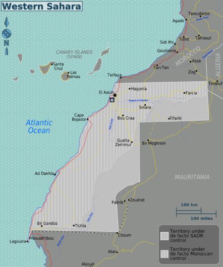 Western Sahara Travel guide at Wikivoyage