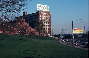 Westinghouse Sign
