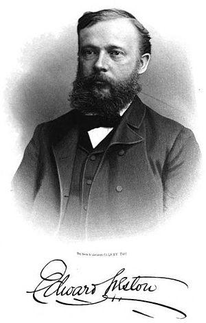 Edward Weston (chemist) - Edward Weston scientist and inventor