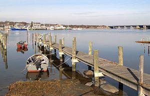 Westport, Massachusetts - Westport River