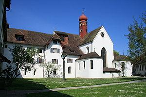 Wettingen Abbey - Church