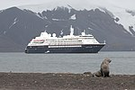 Whalers Bay Deception Island Antarctica Fur Seal Silversea Silver Cloud 7 (47337233231).jpg