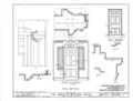 Wheeler-Beecher House, Amity Road, Bethany, New Haven County, CT HABS CONN,5-BETH,1- (sheet 19 of 25).png