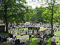 Whit Friday in Uppermill Park - geograph.org.uk - 454022.jpg