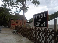 Whitwell and REepham station August 2010.jpg