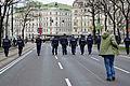 Wien - Demo Flüchtlinge willkommen - Polizei.jpg
