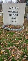 Wiener Zentralfriedhof - Gruppe 14A - Johann Michael Neder (2).jpg