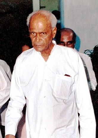 Wijeyananda Dahanayake - Image: Wijeyananda Dahanayake portrait