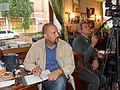 WikiLovesMonument Press-Conference in Chernigiv 30-08-2013-3.JPG