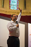Wiki Conference India 2011-Jimmy Wales 6.jpg