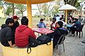 Wikipedia Academy Team - Indian Institute of Technology Campus - Kharagpur - West Midnapore 2015-01-24 5093.JPG