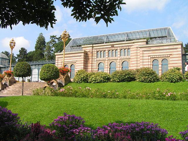 Wilhelma, zoológico y jardín botánico