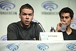 Will Poulter and Dylan O'Brien 2014 WonderCon.jpg