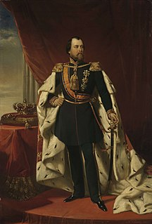 William III of the Netherlands King of the Netherlands and Grand Duke of Luxembourg 1849 - 1890