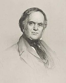 Portrait of William Henry Playfair