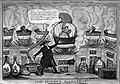 William Allen, portrayed as an alchemist with several furnac Wellcome L0004348.jpg