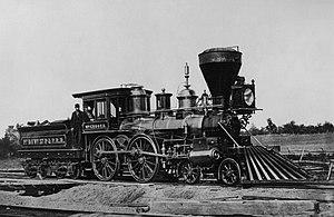 William Crooks (locomotive) - Image: William Crooks photo