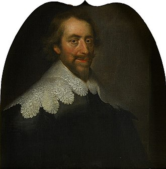William Graham, 7th Earl of Menteith - William Graham, 7th Earl of Menteith, 1st Earl of Airth, painted in 1637 by George Jamesone