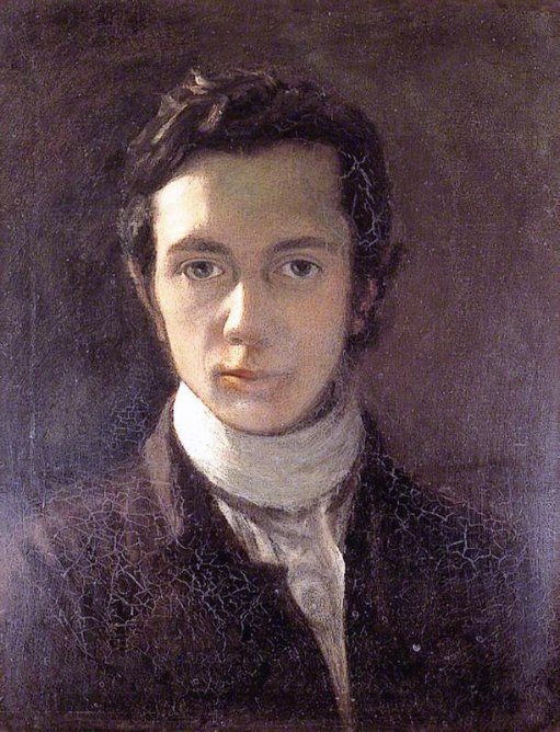 William Hazlitt self-portrait (1802)