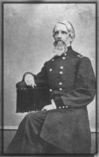 William Hoffman (United States Army) - Image: William Hoffman (Union Army)