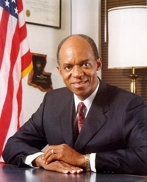 William J. Jefferson - Image: William Jefferson, official photo