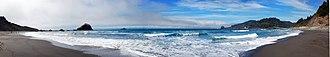 Del Norte Coast Redwoods State Park - Image: Wilson Creek Beach, Del Norte Coast Redwoods State Park
