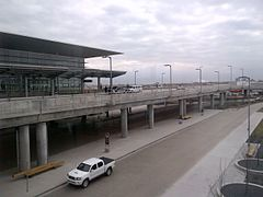 Winnipeg James Armstrong Richardson International Airport Port lotniczy Winnipeg