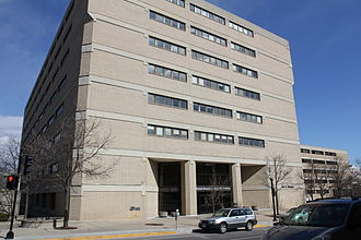 Wisconsin Department of Natural Resources - Image: Wisconsin Department of Natural Resources Building