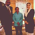 With Late. Mohtarma Benazir Bhutto.jpg