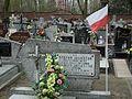 Witkowo Cemetery, Wielkopolskie Uprising tomb (Stefan Janaszak).jpg